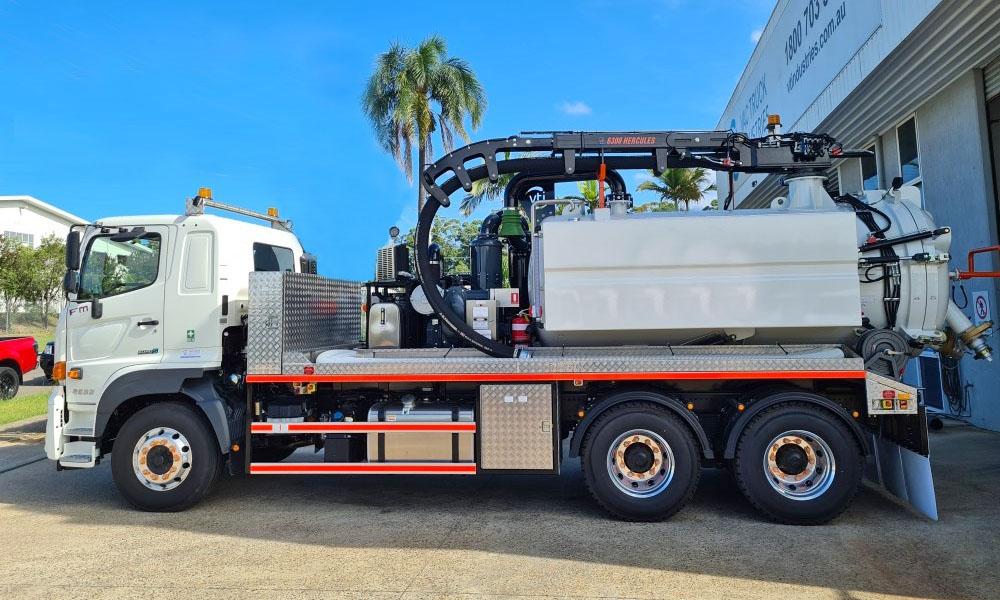 vac truck industries